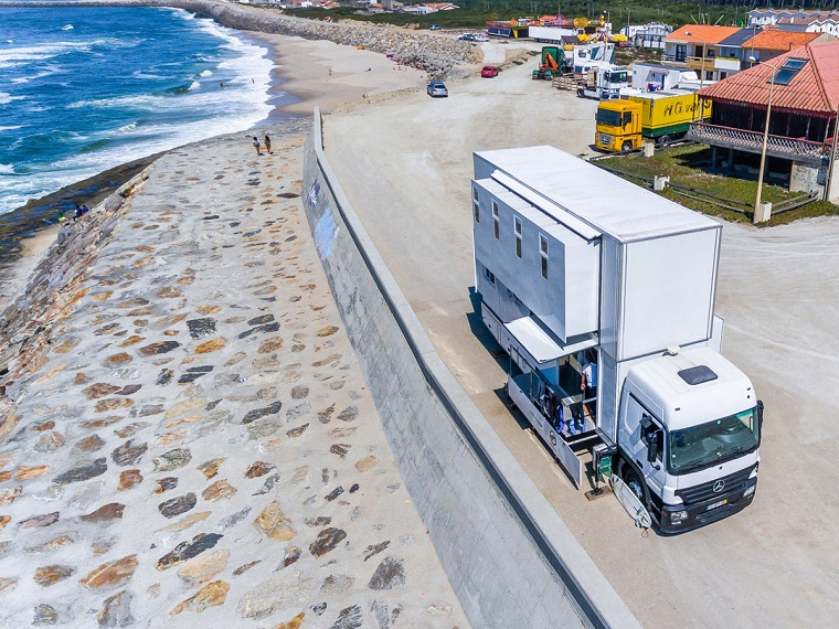 options-créatives-de-surf-hôtel-converties en camion