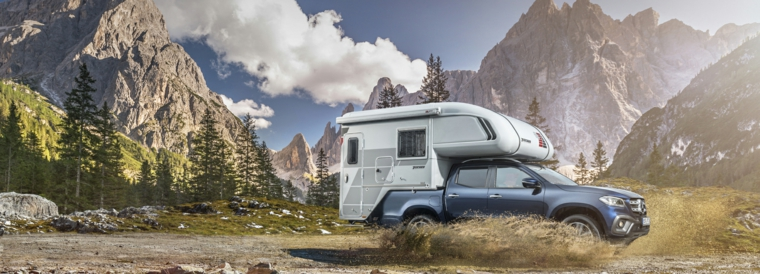 camping-car mercedes hors route